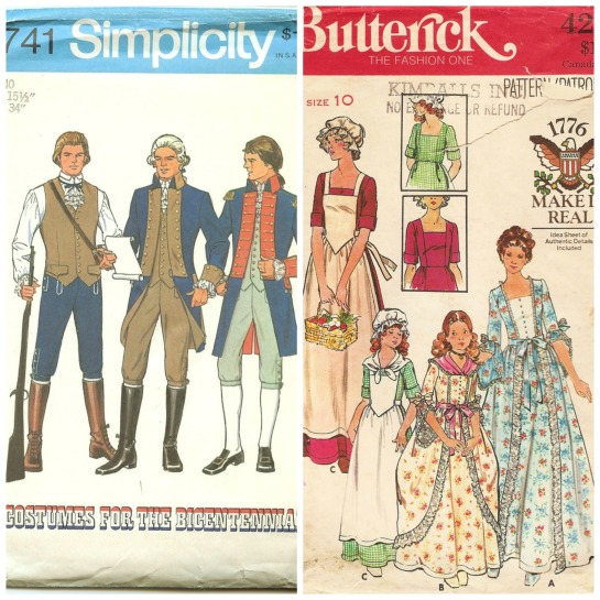Sew your own Colonial Garb!